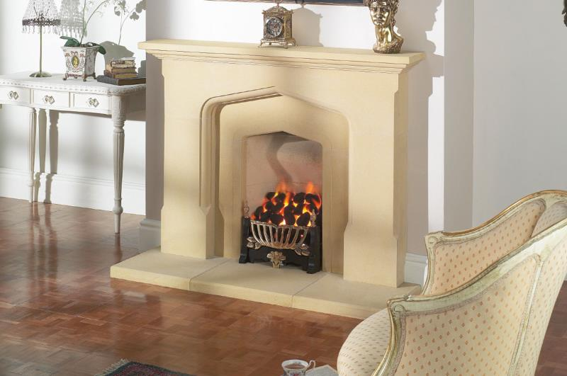 Legend Heritage Gas Fire