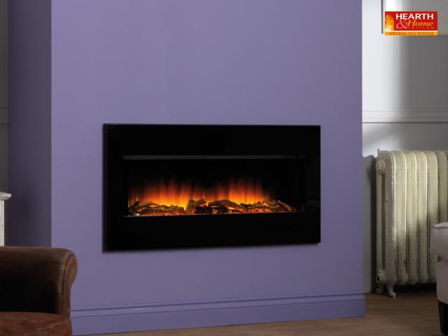 Flamerite Electric Fires - Omniglide/Omni 2 Wall Mounted Fire