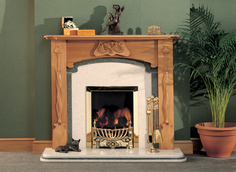 Tiffany - Focus Fireplaces