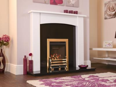 Kohlangaz Gas Fire - Durlston Balanced Flue Gas Fire