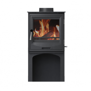 Jaguar 5KW SE with Log Stove - Newmans Stoves NEW