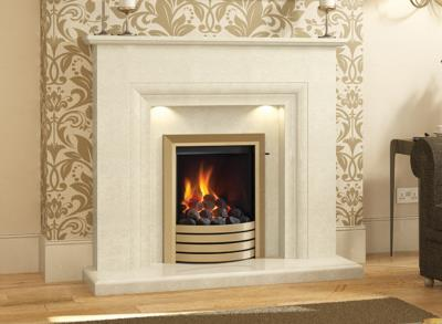 Milena Marble Surround - Elgin and Hall