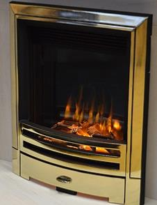 Memphis Inset Evonic Electric Fire