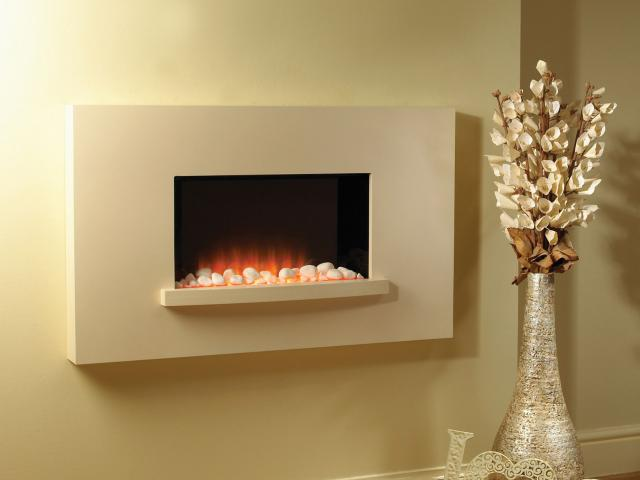 Flamerite Electric Fires - Valliant Wall Mounted Fire