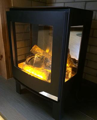 Banff3 Electric Stove