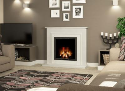Orieta Gas Fireplace - Elgin and Hall