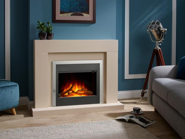 Flamerite Electric Fires - Votary Free Standing Fires