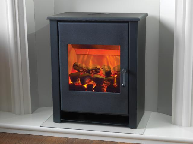 Flamerite Electric Fires - Little Atom Stove Electric Fires
