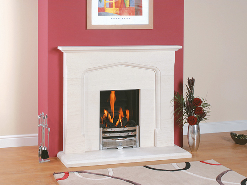 Tudor Slimline - Newmans Fireplaces