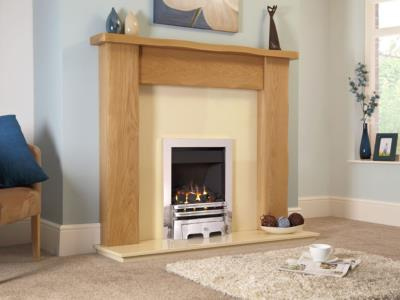 Kohlangaz Gas Fire - Gosford Plus Full Depth Gas Fire