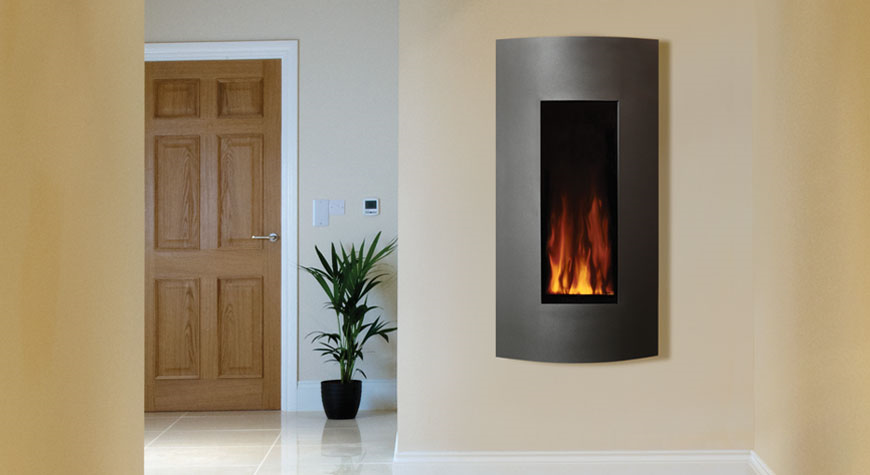 Gazco Electric 22 Verve Wall Mounted Fires