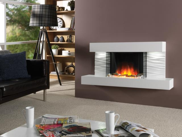Flamerite Electric Fires - Ador