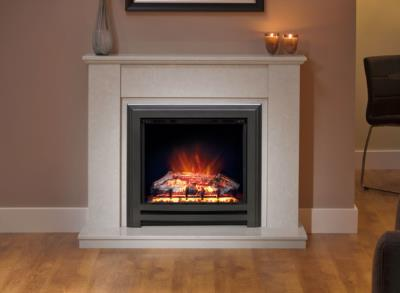 Elgin and Hall Electric Fireplace Suites