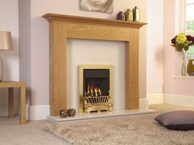 Kohlangaz Gas Fire - Marbury Plus Gas Fire