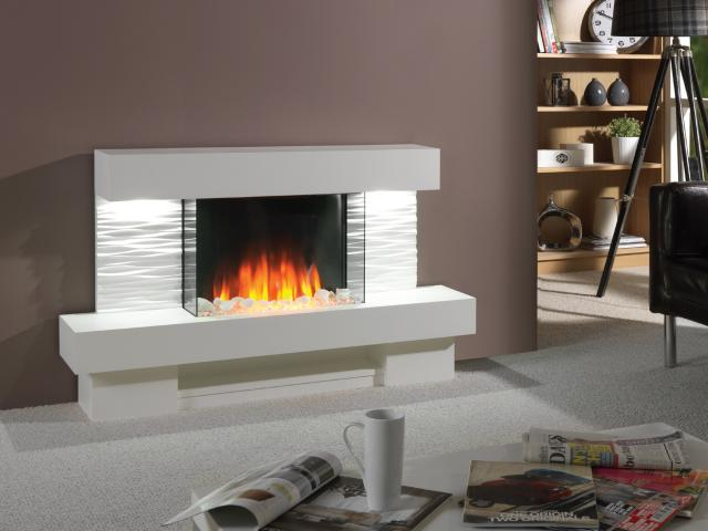 Flamerite Electric Fires - Ador Free Standing Fires