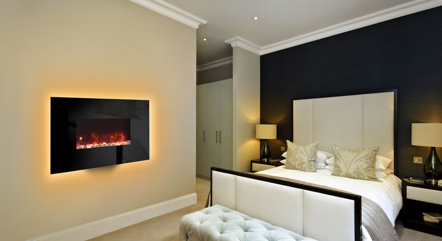 Gazco Radiance Glass Wall Mounted Fires
