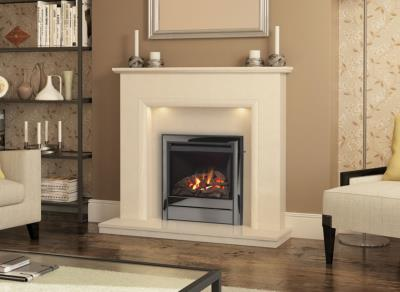 Roesia Marble Surround - Elgin and Hall