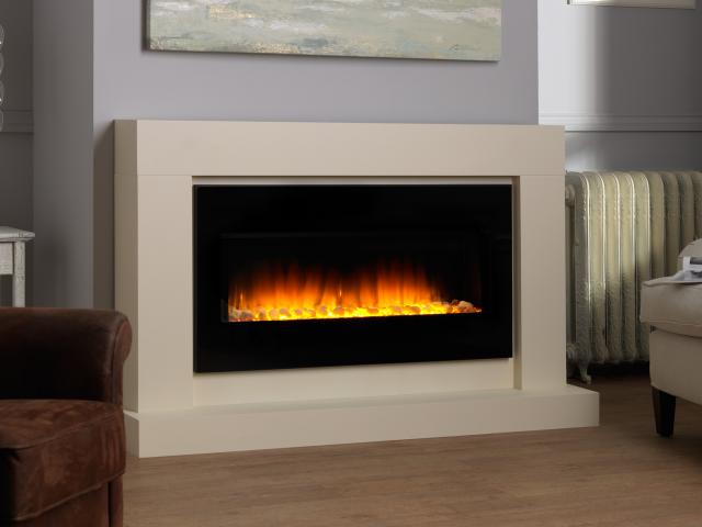 Flamerite Electric Fires - Junai Free Standing Fires
