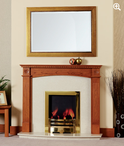 Dalby Rose - Focus Fireplaces