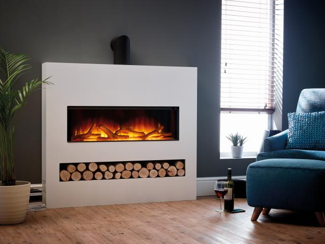 Flamerite Electric Fires - Gotham 900 Frameless NEW