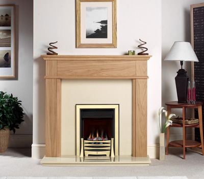 Perception 4260 Flueless Gas Fire