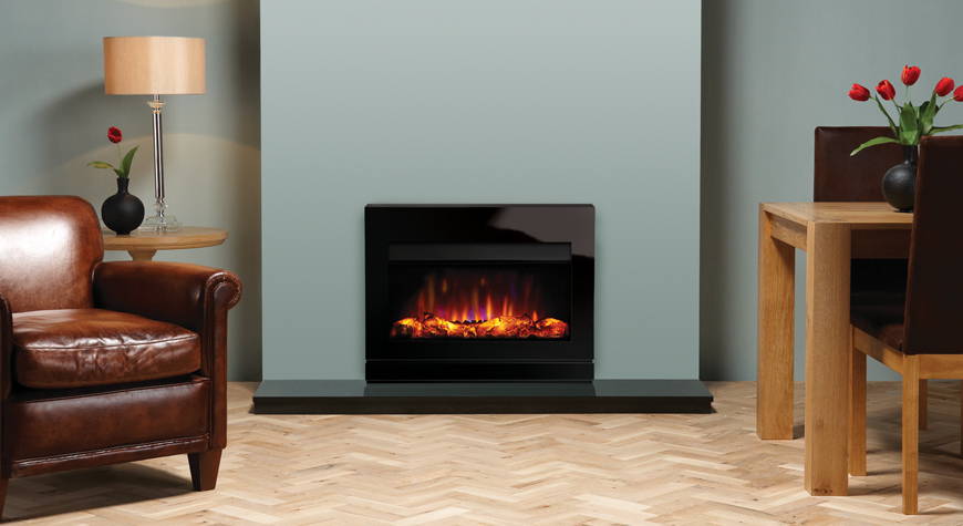 Gazco Riva2 670 Glass Wall Mounted Fires