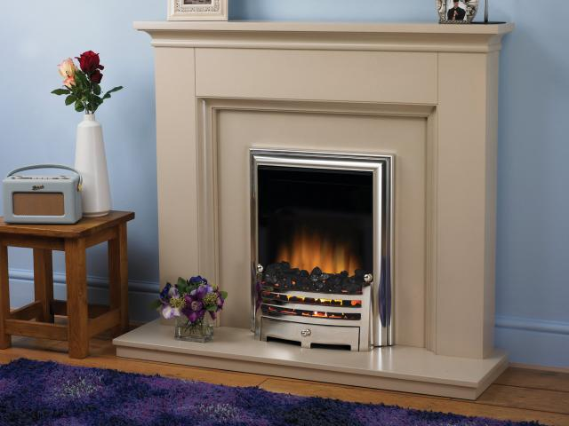 Flamerite Electric Fires - Saro Free Standing Fires