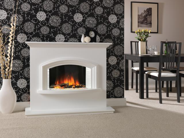 Flamerite Electric Fires - Valentino Free Standing Fires