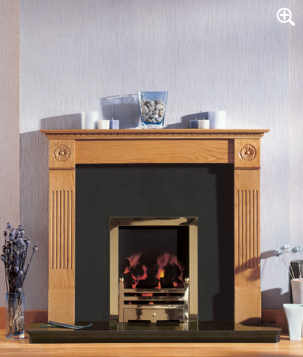 Cotswold Rose - Focus Fireplaces