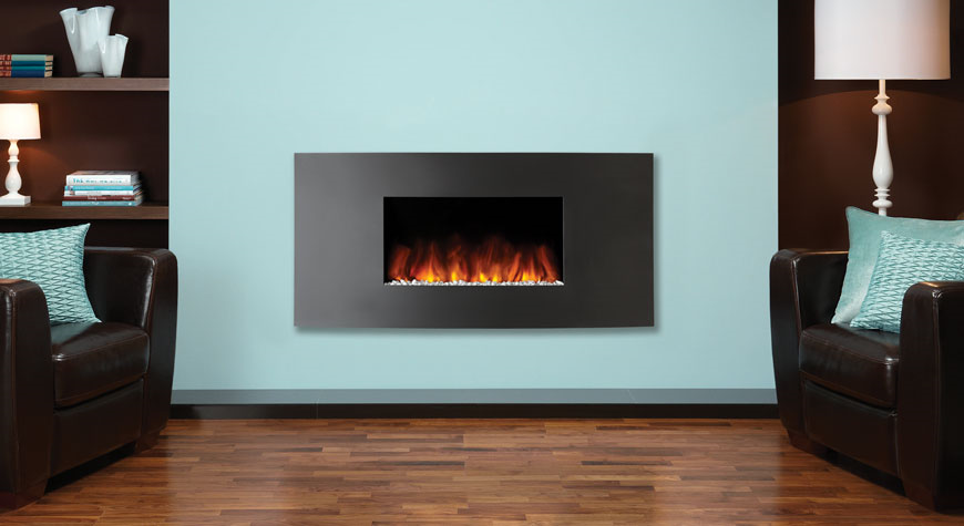 Gazco Electric Verve Wall Mounted Fires