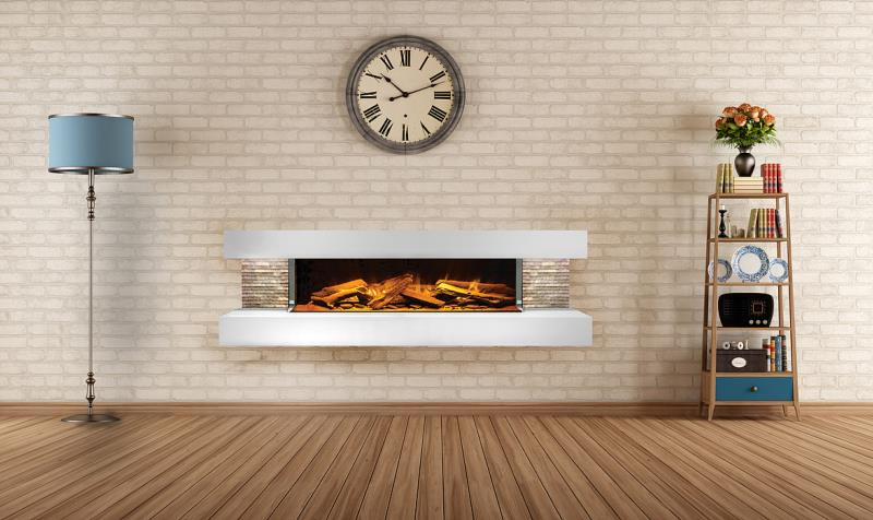 Compton 1000 Evonic Electric Fire