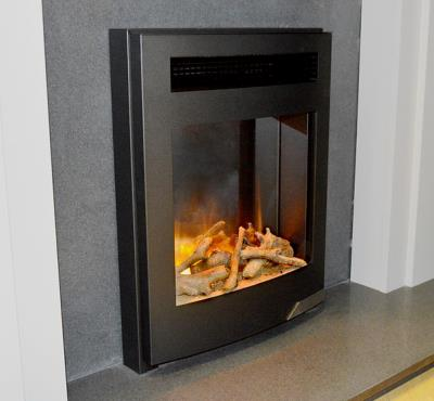 Detroit Inset Evonic Electric Fire