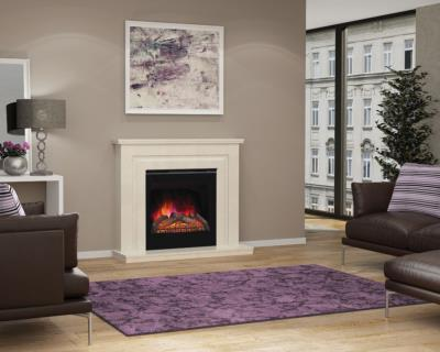 Mariella Gas Fireplace - Elgin and Hall