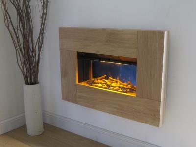 Scala Evonic Electric Fire