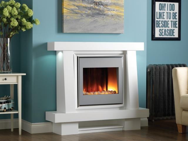 Flamerite Electric Fires - Voyager Free Standing Fires
