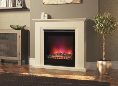 Arletta Electric Fireplace Suite - Elgin and Hall