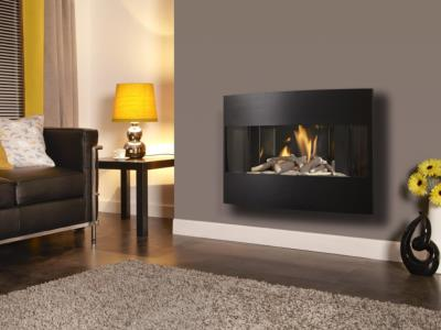 Kohlangaz Gas Fire - Langley Slimline