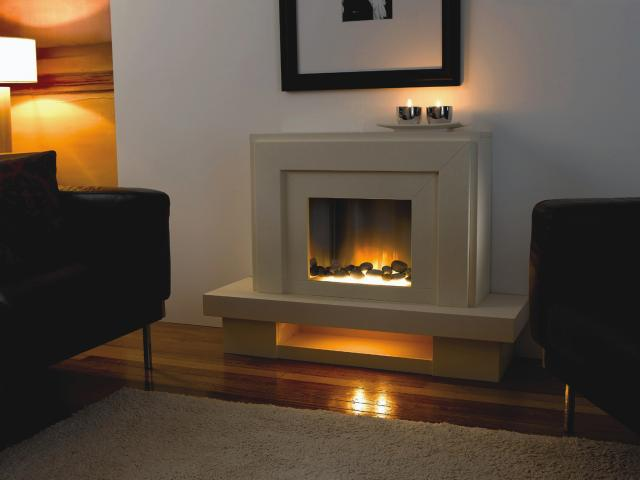 Flamerite Electric Fires - Lazio Free Standing Fires