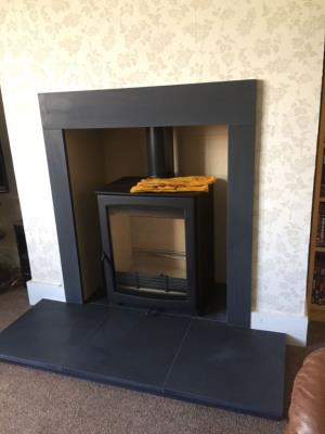 Aspect 5 with Polished Slate