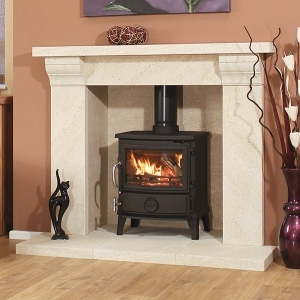 Sandstone Fireplaces