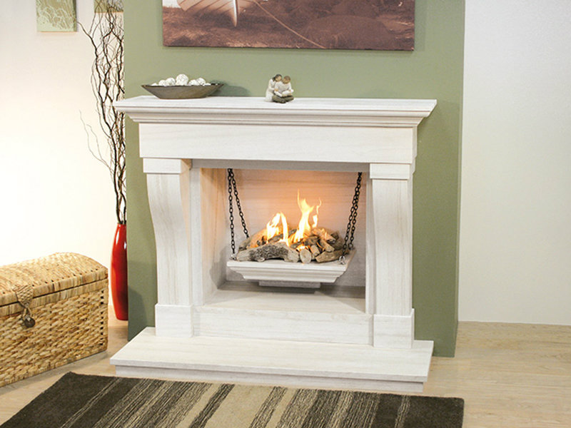 Newman Fireplaces Luxury Limestone Collection
