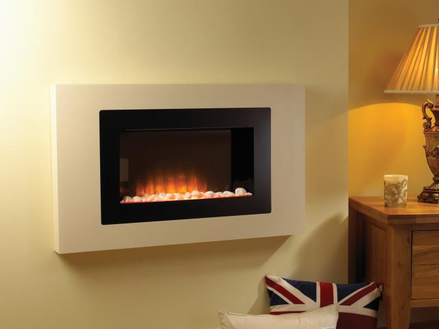 Flamerite Electric Fires - Spartan Wall Mounted Fire