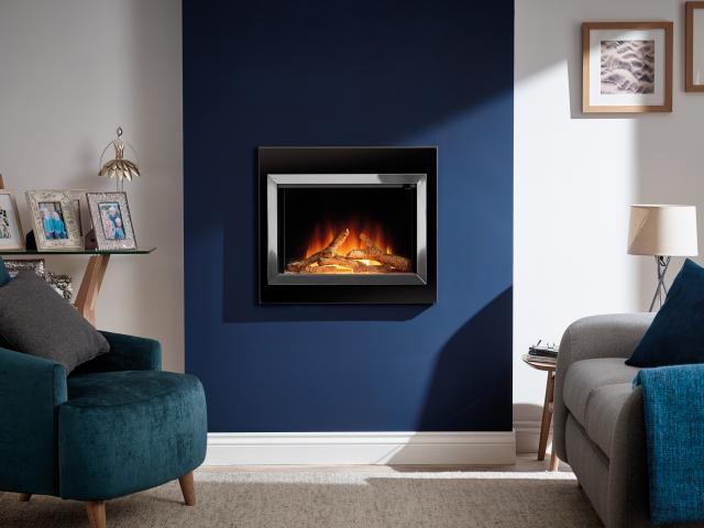 Flamerite Electric Fires - Yukon Wall Mounted Fire