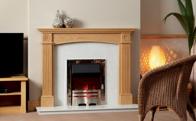 Denbigh Rose - Focus Fireplaces