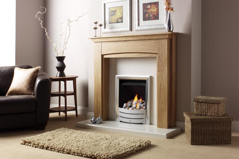 Legend Vantage Gas Fire