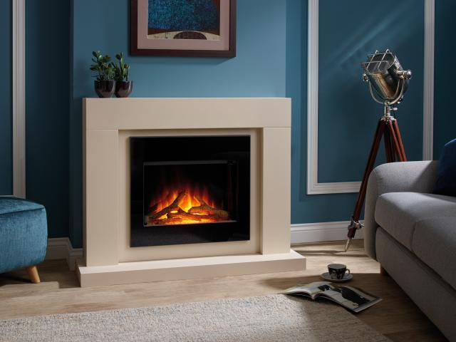 Flamerite Electric Fires - Reverie Free Standing Fires