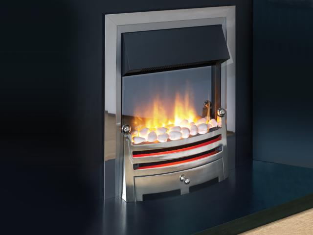 Flamerite Electric Fires - Hudson Inset Electric Fire