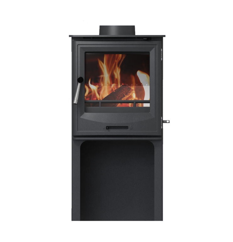 Panther 5KW SE with Log Stove- Newmans Stoves NEW
