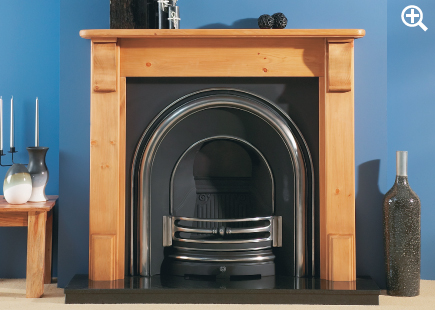 Plain Corbel - Focus Fireplaces