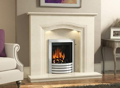 Rosalina Marble Surround - Elgin and Hall